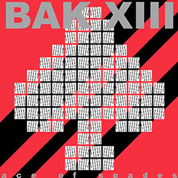 Bak XIII Ace Of Spades (7 inch) Cover