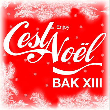 Bak XIII C'est Noël (Enjoy) Cover