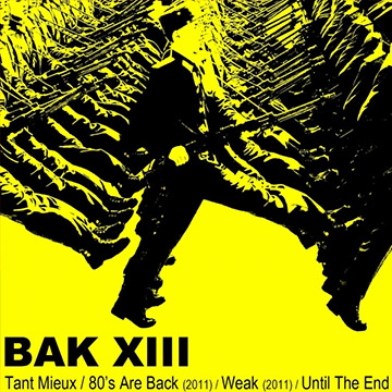 Bak XIII Until The End Cover